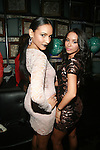 EQ Enterprises' Eunice Quinones and Model Jessica Caban Attend JONES MAGAZINE PRESENTS SACHIKA TWINS BDAY BASH at SL, NY 12/12/11