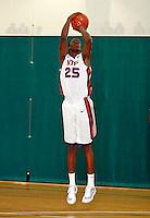 April 9, 2011 - Hampton, VA. USA; Brandon Bolden participates in the 2011 Elite Youth Basketball League at the Boo Williams Sports Complex. Photo/Andrew Shurtleff