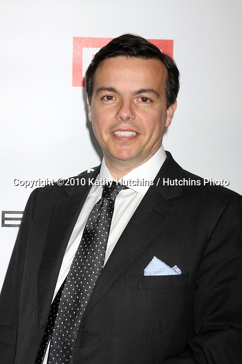 Elio Leoni-Sceti , CEO of EMI.arriving at the EMI Post Grammy Party 2010.W Hotel Hollwood.Los Angeles, CA.January 31, 2010.©2010 Kathy Hutchins / Hutchins Photo....
