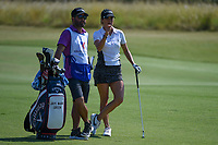 Jaye Marie Green (USA) looks over her approach shot on 12 during the round 3 of the Volunteers of America Texas Classic, the Old American Golf Club, The Colony, Texas, USA. 10/5/2019.<br /> Picture: Golffile   Ken Murray<br /> <br /> <br /> All photo usage must carry mandatory copyright credit (© Golffile   Ken Murray)