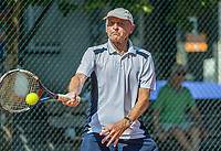Etten-Leur, The Netherlands, August 27, 2017,  TC Etten, NVK, Theo de Waal (NED) runner up 80+ <br /> Photo: Tennisimages/Henk Koster