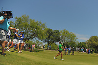 Gerina Piller (USA) departs the 10th tee box during round 1 of  the Volunteers of America Texas Shootout Presented by JTBC, at the Las Colinas Country Club in Irving, Texas, USA. 4/27/2017.<br /> Picture: Golffile | Ken Murray<br /> <br /> <br /> All photo usage must carry mandatory copyright credit (&copy; Golffile | Ken Murray)