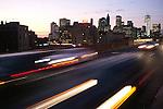 December 12, 2011 View of Manhattan from the Brooklyn Bridge.