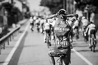 Davide Martinelli (ITA/Quick-Step Floors) on bottle duty<br /> <br /> 98th Milano - Torino 2017 (ITA) 186km