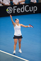 2014 Fed Cup Semi Final AUS v GER - Brisbane