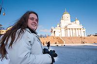 Helsinki - Street + Icons