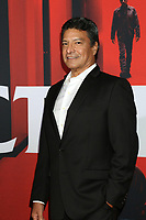 "LOS ANGELES - OCT 29:  Gil Birmingham at the ""Doctor Sleep"" Premiere at the Village Theater on October 29, 2019 in Westwood, CA"