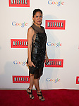 WASHINGTON, DC - MAY 2: Sakina Jaffrey attending the Google and Netflix party to celebrate White House Correspondents' Dinner on May 2, 2014 in Washington, DC. Photo Credit: Morris Melvin / Retna Ltd.