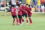 07/28/2018 Soccer Nation Academy 05 vs CDA Slammers FC HB05 Elite