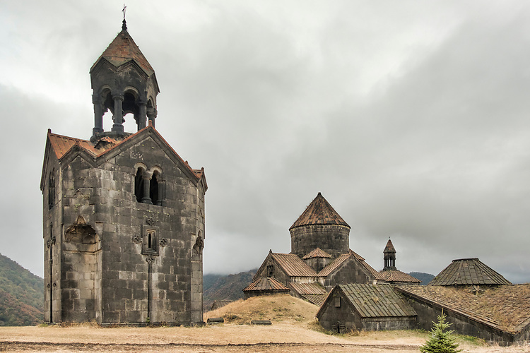 The monastery is a magnificent example of medieval Armenian architecture.