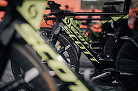 Team Orica-Scott bikes ready<br /> <br /> Men's Team Time Trial<br /> <br /> UCI 2017 Road World Championships - Bergen/Norway