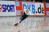 SCHAATSEN: ERFURT: Gunda Niemann Stirnemann Eishalle, 22-03-2015, ISU World Cup Final 2014/2015, Bart Swings (BEL), ©foto Martin de Jong