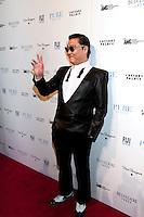 LAS VEGAS, NV - DECEMBER 29: Korean singer, songwriter, rapper and dancer Psy celebrates his birthday and kicks off New Years Eve Gangnum Syle at Pure Nightclub in Las Vegas, on Saturday, December 29, 2012.  Credit: Kabik/Starlitepics/MediaPunch Inc.