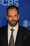 Jonny Lee Miller in Elementary at the CBS Upfront on May 15, 2013 at Lincoln Center, New York City, New York. (Photo by Sue Coflin/Max Photos)