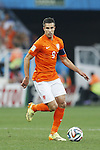 Robin van Persie (NED),<br /> JULY 9, 2014 - Football / Soccer :<br /> FIFA World Cup 2014 semi-final match between Netherlands 0(2-4)0 Argentina at Arena De Sao Paulo Stadium in Sao Paulo, Brazil. (Photo by AFLO) [3604]