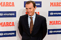 Emilio Butragueño attends to the photocell of the Marca Awards 2015-2016 at Florida Park in Madrid. November 07, 2016. (ALTERPHOTOS/Borja B.Hojas) ///NORTEPHOTO.COM