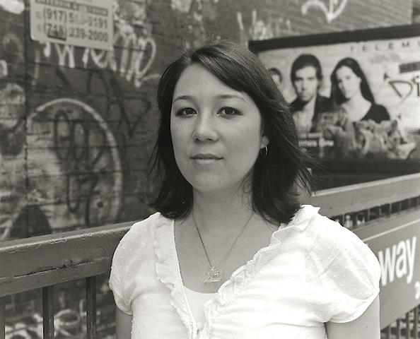 Emma Rossi, 2009.  Poet.
