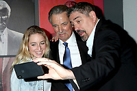 LOS ANGELES - FEB 7:  Tatiana Gudegast, Eric Braeden, and Christian Gudegast at the Eric Braeden 40th Anniversary Celebration on The Young and The Restless at the Television City on February 7, 2020 in Los Angeles, CA
