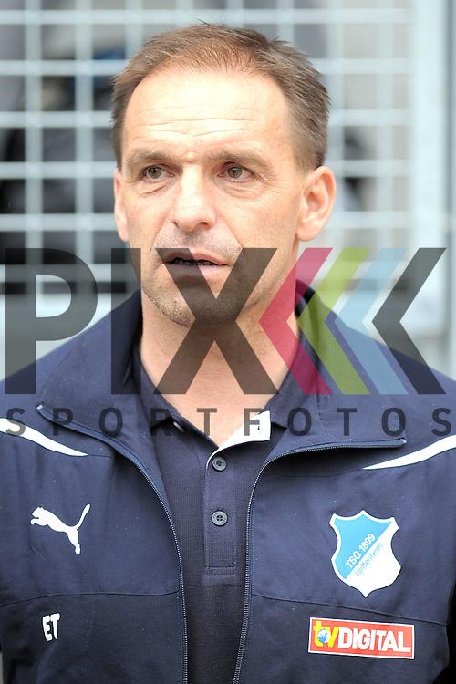 Leogang &Ouml;sterreich 28.07.2010, 1.Fu&szlig;ball Bundesliga Testspiel, TSG 1899 Hoffenheim - Antalyaspor, Hoffenheims Manager Ernst Tanner<br /> <br /> Foto &copy; Rhein-Neckar-Picture *** Foto ist honorarpflichtig! *** Auf Anfrage in h&ouml;herer Qualit&auml;t/Aufl&ouml;sung. Belegexemplar erbeten. Ver&ouml;ffentlichung ausschliesslich f&uuml;r journalistisch-publizistische Zwecke.