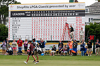 Annie Park (USA) walks the 18th hole during the ShopRite LPGA Classic presented by Acer, Seaview Bay Club, Galloway, New Jersey, USA. 6/10/18.<br /> Picture: Golffile   Brian Spurlock<br /> <br /> <br /> All photo usage must carry mandatory copyright credit (&copy; Golffile   Brian Spurlock)
