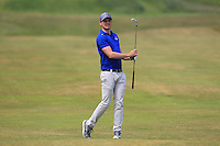 Jack Pierse (Portmarnock) on the 2nd during Round 4 of the East of Ireland Amateur Open Championship sponsored by City North Hotel at Co. Louth Golf club in Baltray on Monday 6th June 2016.<br /> Photo by: Golffile   Thos Caffrey