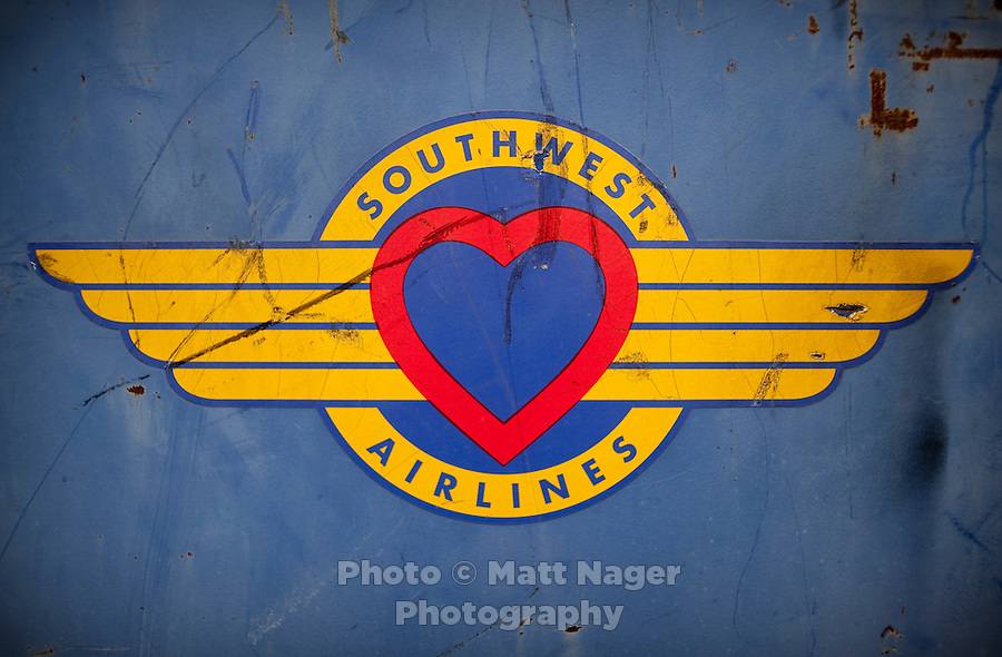 Southwest Airlines facilities at Love Field Airport in Dallas, Texas, Wednesday, October 27, 2010...PHOTO/ MATT NAGER