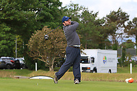 Paul O'Hanlon (Carton House) on the 1st tee during Round 2 of The East of Ireland Amateur Open Championship in Co. Louth Golf Club, Baltray on Sunday 2nd June 2019.<br /> <br /> Picture:  Thos Caffrey / www.golffile.ie<br /> <br /> All photos usage must carry mandatory copyright credit (© Golffile | Thos Caffrey)