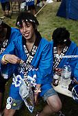 WSJ2007World Scout Jamboree 2007, japanska kläder, vattenflaska, dr pepper, påse,