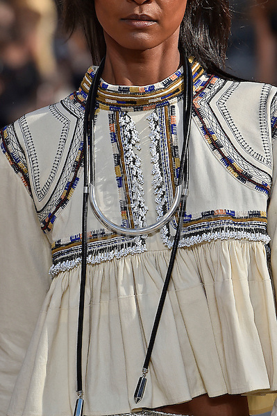Isabel Marant<br /> <br /> Paris -  Verao 2016