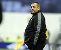 31/01/2009  Copyright Pic: James Stewart.File Name : sct_jspa21_falkirk_v_aberdeen.ABERDEEN MANAGER JIMMY CALDERWOOD WATCHES HIS SIDE GO 1-0 DOWN TO FALKIRK.James Stewart Photo Agency 19 Carronlea Drive, Falkirk. FK2 8DN      Vat Reg No. 607 6932 25.Studio      : +44 (0)1324 611191 .Mobile      : +44 (0)7721 416997.E-mail  :  jim@jspa.co.uk.If you require further information then contact Jim Stewart on any of the numbers above.........