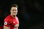 Manchester United's Phil Jones in action during the Premier League match at Old Trafford Stadium, London. Picture date December 26th, 2016 Pic David Klein/Sportimage