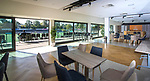 AMSTELVEEN  - interieur KNHB lounge Wagener Stadion.  COPYRIGHT  KOEN SUYK