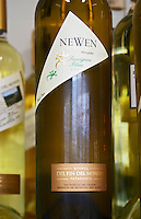 Bottle of Neuquen Sauvignon Blanc Bodega Del Fin Del Mundo - The End of the World - Neuquen, Patagonia, Argentina, South America