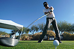 Alumni Golf 12/13