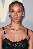 LONDON, UK. September 14, 2019: Adwoa Aboah at the Fashion for Relief Show 2019 at the British Museum, London.<br /> Picture: Steve Vas/Featureflash