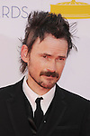 LOS ANGELES, CA - SEPTEMBER 23: Jeremy Davies arrives at the 64th Primetime Emmy Awards at Nokia Theatre L.A. Live on September 23, 2012 in Los Angeles, California.