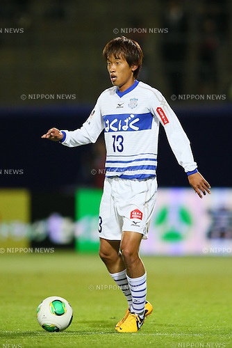 Choi Sung Keun (Ventforet), .APRIL 10, 2013 - Football /Soccer : .2013 J.LEAGUE Yamazaki Nabisco Cup .between Omiya Ardija 1-3 Ventforet Kofu .at NACK5 Stadium Omiya, Saitama, Japan. .(Photo by YUTAKA/AFLO SPORT)