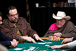 Todd Brunson and Doyle Brunson