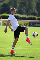Julian Brandt (Deutschland Germany) - 14.06.2017: Training der Deutschen Nationalmannschaft zur Vorbereitung auf den Confed Cup, Sportpark Kelsterbach