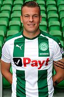 GRONINGEN - Voetbal, Presentatie FC Groningen , seizoen 2017-2018, 11-09-2017,   FC Groningen speler Samir Memisovic