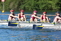 Race: 1  Event: Aspirational Academic 8+<br /> Crew: 3  Club: Hertford Coll/ Lady Margaret Hall<br /> <br /> Henley Women's Regatta 2018<br /> Friday<br /> <br /> To purchase this photo, or to see pricing information for Prints and Downloads, click the blue 'Add to Cart' button at the top-right of the page.