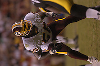 26 August 2005:  LaVar Arrington.The Washington Redskins defeated the Pittsburgh Steelers 17-10 during preseason game August 26, 2005 at Fed Ex Field in Landover, MD.