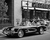 59 Corvette on a Philly Street
