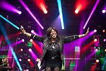 © Joel Goodman - 07973 332324. 06/08/2017 . Macclesfield , UK . JAKI GRAHAM performs at The Rewind Festival , celebrating 1980s music and culture , at Capesthorne Hall in Siddington . Photo credit : Joel Goodman