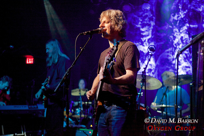 Mike Gordon Band At Port City Music Hall