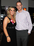 Valeen Murray celebrating her 30th birthday in Brú with boyfriend Mark Johnson. Photo: Colin Bell/pressphotos.ie