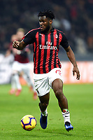 Frank Kessie of AC Milan <br /> Milano 22-02-2019 Stadio Giuseppe Meazza in an Siro Football Serie A 2018/2019 AC Milan - Empoli <br /> Foto Image Sport / Insidefoto