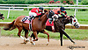 Apalachee Song winning at Delaware Park on 7/25/13