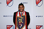 14 January 2016: Omar Holness (JAM) was selected with the #5 overall pick by Real Salt Lake. The 2016 MLS SuperDraft was held at The Baltimore Convention Center in Baltimore, Maryland as part of the annual NSCAA Convention.