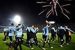 20170917/ Nicolas Celaya - adhocFOTOS/ URUGUAY/ MONTEVIDEO/ ESTADIO CENTENARIO/ Uruguay vs Bolivia por la ultima fecha de eliminatorias al Mundial FIFA Rusia 2018 en el estadio Centenario. <br /> En la foto: Uruguay vs Bolivia por la ultima fecha de eliminatorias al Mundial FIFA Rusia 2018 en el estadio Centenario.  Foto: Nicol&aacute;s Celaya /adhocFOTOS
